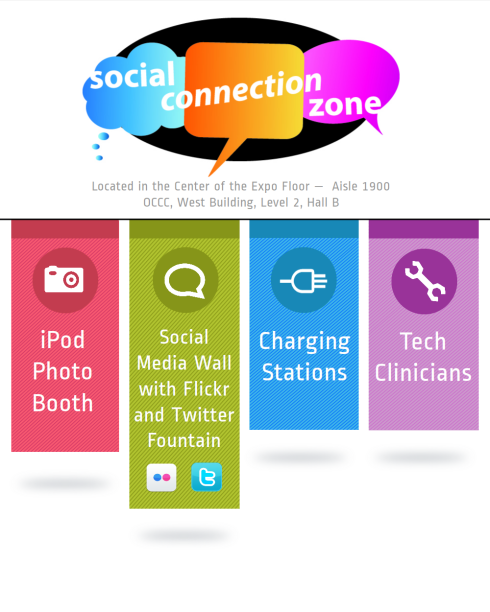 The New and Improved 2013 Social Connection Zone